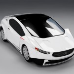 Calypso Sports Car Concept is Inspired by A Shark