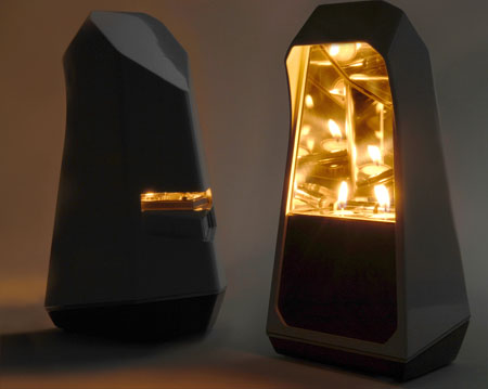 candle amp