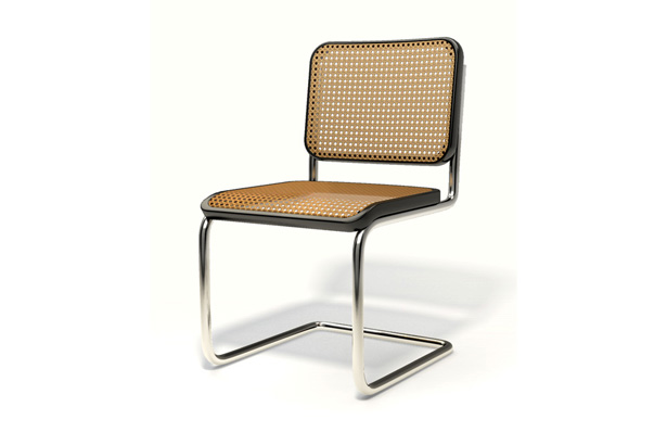 Cantilvered Model B32 Chair