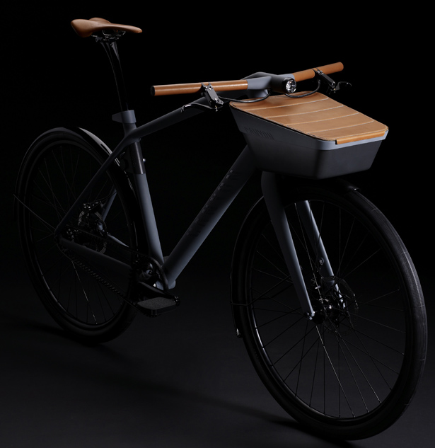 Canyon Urban Concept Bike