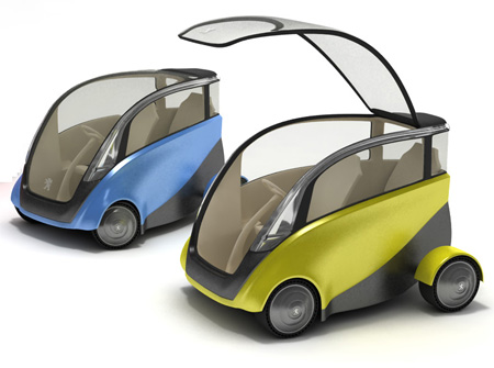 capca car concept