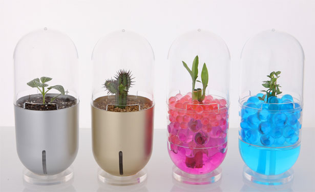 Capsulepot new paradigm of pot by Joseph Kwon