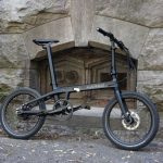 Carbo Ultra Light Folding Electric Bike for Urban Travel
