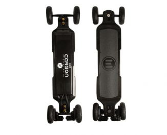 Carbon GT Series Skateboard Features 3000-watt Motor Power to Give You Adrenaline Rush Hour