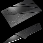 CardSharp Utility Knife Has The Same Size as Your Credit Card