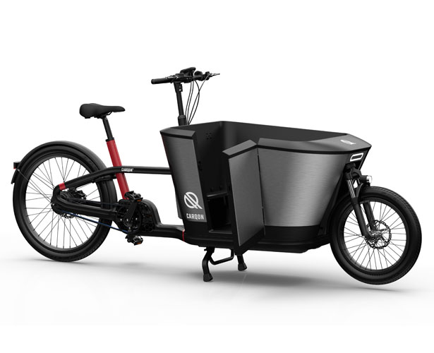 Carqon Electric Cargo Bike by Carqon Design Team