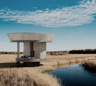 An Award Winning Casa Ojala Portable House Eliminates Boundary Between Inner and Outer Space