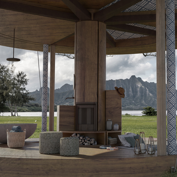 Casa Ojala Portable House by Beatrice Bonzanigo