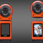 Casio EXILIM EX-FR10 Freestyle Digital Camera Features Modular Construction