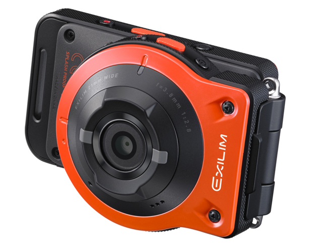 Casio EXILIM EX-FR10 Freestyle Digital Camera