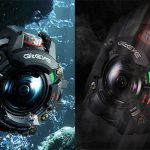 Casio GZE-1 Action Camera with G-SHOCK Inspired Casing