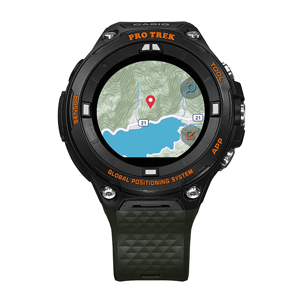 Casio WSD-F20 Smart Outdoor Watch