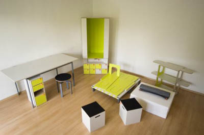 Casulo your apartment furnitures in one small box tuvie - Room in a box casulo ...
