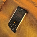 Tough and Durable Waterproof Cat B100 Mobile Phone