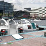 City Aquatic Transport (C.A.T) Public Transport System Helps You Avoid Traffic Jams