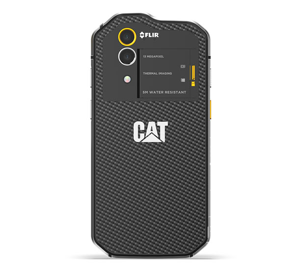 Cat S60 Smartphone by Cat Phones
