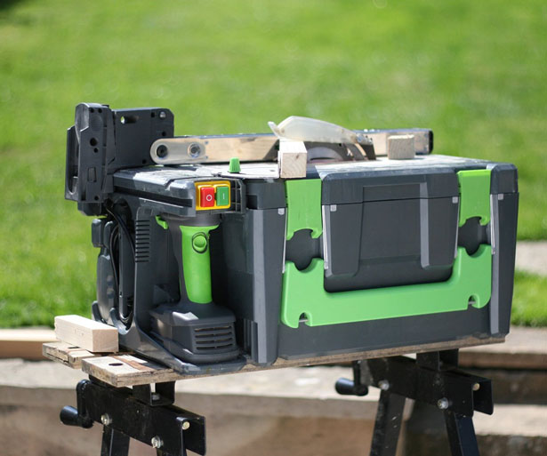 CEL WS3E Power8 Workshop : 8 in 1 Portable Workshop