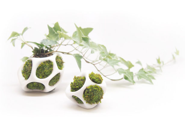 Cella Urban Planter Pod by Ecoid