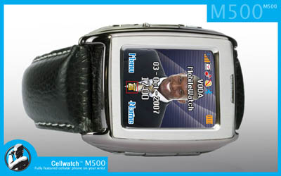 future cellwatch m500
