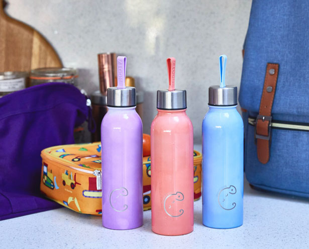 Chameleon: The Color Changing Stainless Steel Bottle by Root7