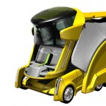 The Chameleon Truck Concept for Cargo Transport