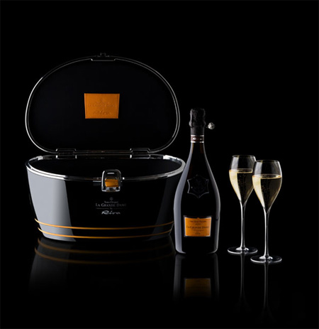 champagne cruise from veuve clicquot