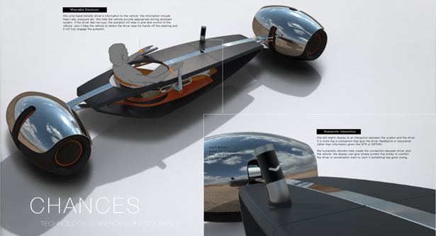 Chances Concept Car by Siriphong Roongruengvuthikul