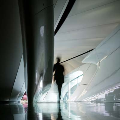 zaha hadid new architecture