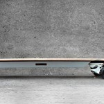 Chargeboard : A Longboard with Built-in Charger by Bjorn van den Hout