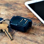 Chargerito - Tiny Mobile Device Charger for iPhone Fits in Your Keychain