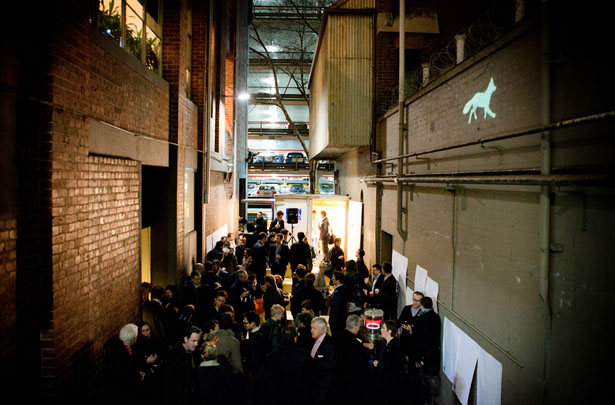 Chasing Kitsune Is A Yatai Designed by HASSELL For The 2011 State of Design Festival in Melbourne