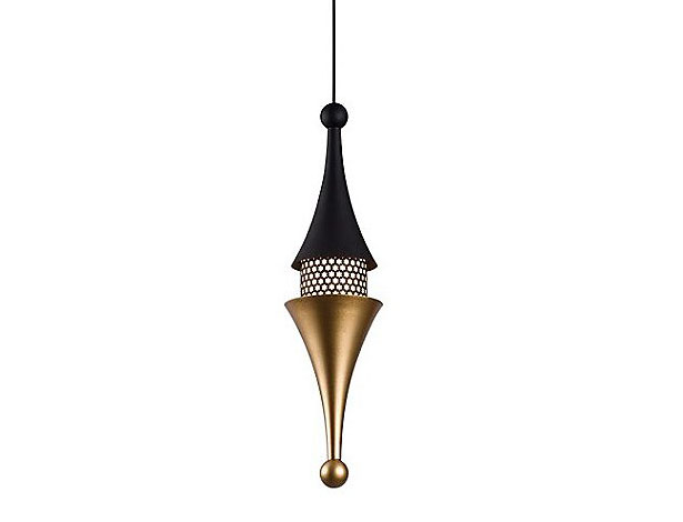 Chess LED Pendant by PageOne Lighting
