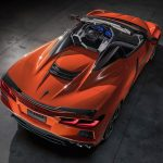 Chevrolet 2020 Corvette Stingray Supercar with Retractable Hardtop