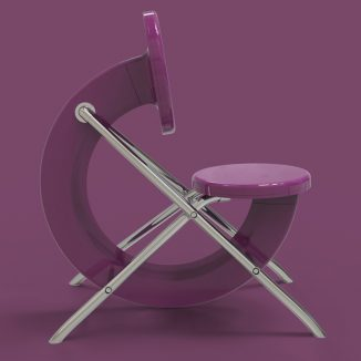 Chic Chair – A Functional Piece of Art