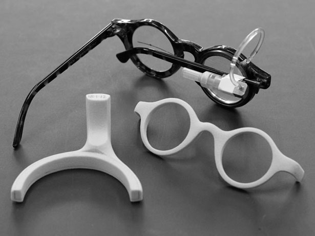 Child Vision Glasses by Goodwin Hartshorn
