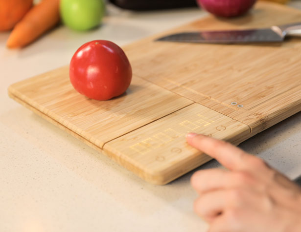 Chopbox Smart Cutting Board - Meal Prep Has Become Much Easier