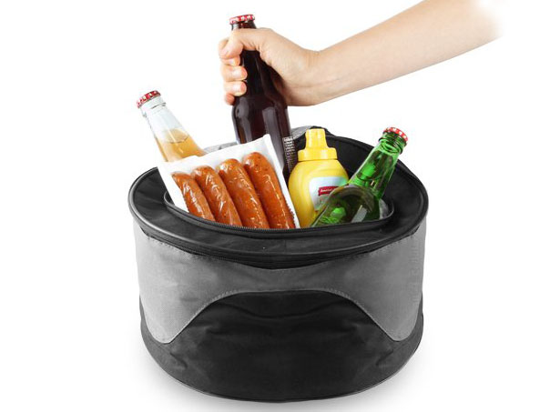 Chromo Inc. Grill & Chill is 2-in-1 portable Cooler and Grill