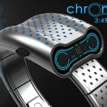 Chrono Dashboard Inspired Watch Looks Like WALL-E