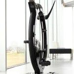 Ciclotte Offers Efficient Exercise While Complementing a Luxury Interior