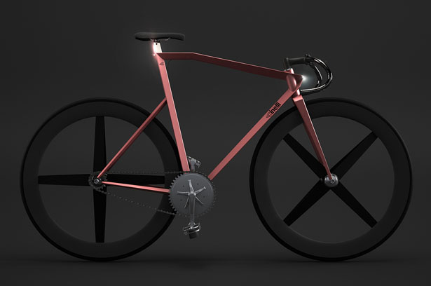 Cinelli Betri Concept Bike by Clément Boutillon