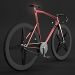 Betri Concept Bike by Clément Boutillon