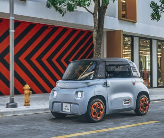 Citroën AMI Concept Electric Mini Car – an Ideal Alternative to Bikes, Scooters, or Public Transportation