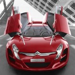 Citroën's C-Métisse Car Concept at Festival of Speed at Goodwood This Year
