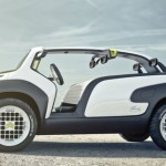 Citroën Lacoste Concept Is Your Stylish and Fashionable Future Transportation