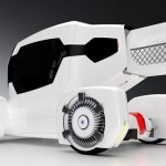 City Commuter Vehicle Concept for The City of London
