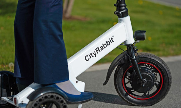 CityRabbit eScooter Is Designed Specially for Streets of Oslo