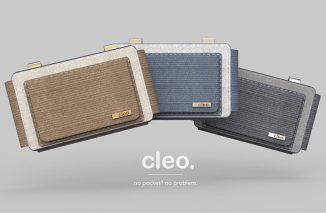 Cleo Grab and Go Wallet Wants You to Stop Overstuffing Your Pocket