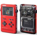 Clockwork GameShell - Open Source Portable Retro Game Console