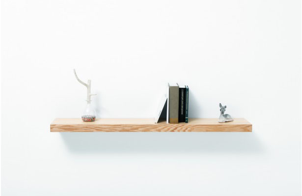 Clopen Shelf by Torafu Architects