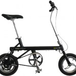 CMYK Folding Electric Bicycle for Public Transportation